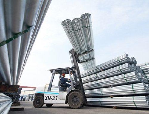 Ống thép Hòa Phát đạt kỷ lục trên 72.000 tấn trong tháng 11/2019